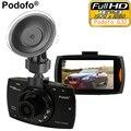 Podofo автомобиля Камера g30 Full HD 1080 P 2.7