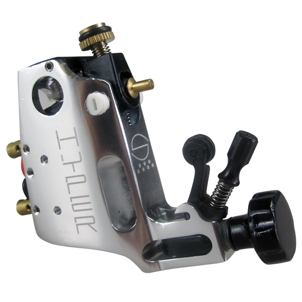 Professional Silver Colors tattoo gun Alloy Stigma Hyper V3 Rotary Tattoo Machine Liner Shader Top quality