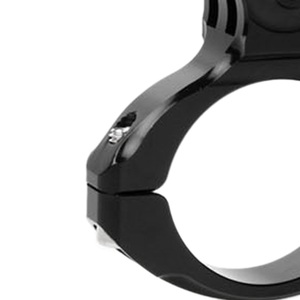 Image 4 - Aluminiowa kierownica rowerowa uchwyt zaciskowy Adapter okrągły krótki dla Gopro Hero 7/6/5/4/3 +/3/2/1