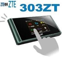 ZTE LTE Softbank 303zt 4G roteador de bolso WiFi desbloqueado