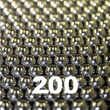 6.35mm Stainless steel balls for hunting slingshot pocket sling shots 200pcs/lot diameter