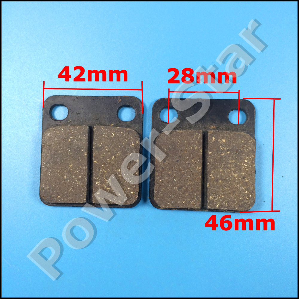 Back To Search Resultsautomobiles & Motorcycles Inventive 50cc 110cc 150cc 250cc Rear Brake Pads Atv Quad Dirt Bike Scooter Go Kart Motorcycle Parts