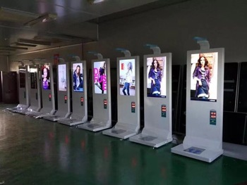 Customize Various Functions Led Big Screen Single/ Android/ PC Version Advertising HD Display Monitor Signage 49 55 60 65inch