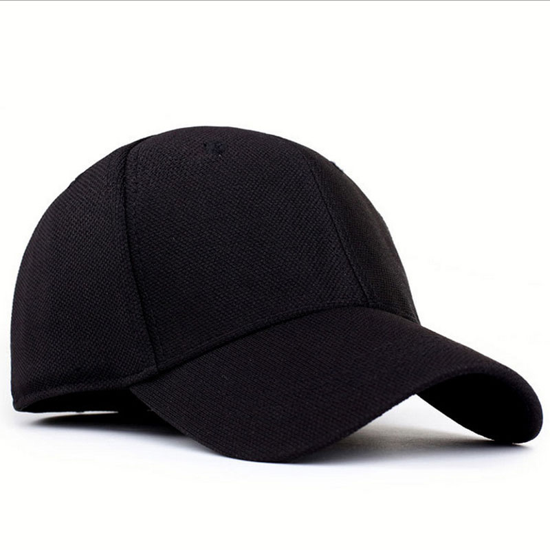 2019 Spandex Flexfit Fitted Baseball Cap Bone Casual Full Closed Sport  Snapback Caps Men Women Sunscreen Casquette Golf Hat-in Baseball Caps from  Apparel ... 4e978c9631c
