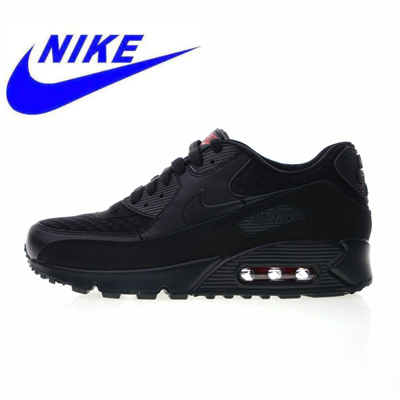 timeless design 76396 82a53 Nike-Air-Max-90-Essential-Men-s-Running-Shoes -Shock-Absorption-Breathable-New-Outdoor-Sports-Shoes.jpg