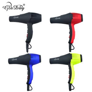 Image 4 - Electric Professional Hair Dryer for hairdresser fukuda yasuo Hair dryers High power hair blow dryer 220V 2400W