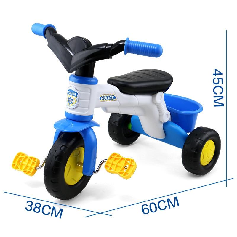 Rowery trójkołowe rowerowe męskie 1 - 6 rowerów - Aktywność i sprzęt dla dzieci - Zdjęcie 2
