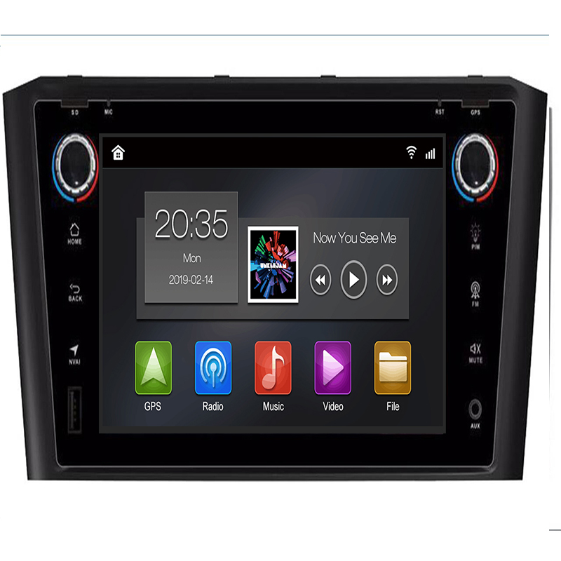<font><b>Android</b></font> 9.0 Double Din Auto GPS Radio For <font><b>Toyota</b></font> Avensis <font><b>T25</b></font> 2003 2004 2005 2006 2007 2008 Car DVD Audio Video Navigation System image