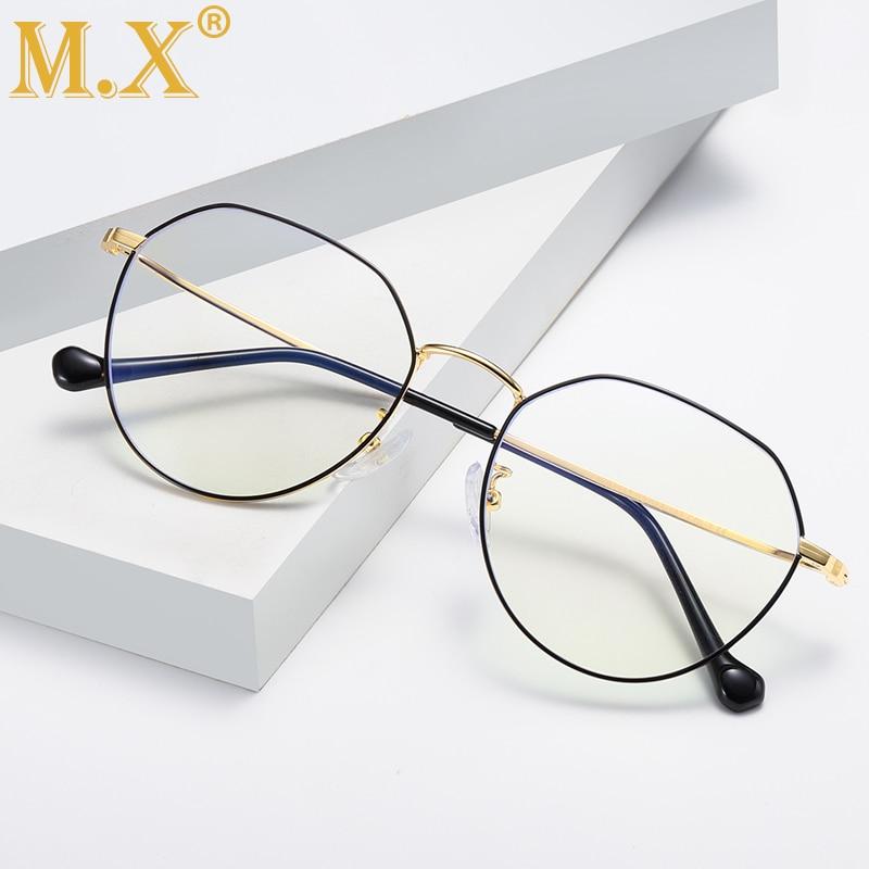 Anti Blue Light Blocking Glasses Men Reading Goggle Ray Protection Eyewear Computer Eyeglasses Gaming Glasses For Women W1917