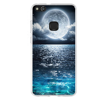 FOR Phone Case Huawei P10 Lite Silicona avengers Back Cover For Huawei P10 Lite 3D summer Cases FOR Case Huawei P10 P10Lite Bags