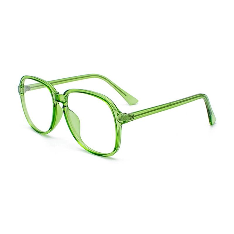 Gläser Für Frauen Transparente Gläser Rahmen Neue Vintage Unisex Männer Computer Brillen Klar Rahmen Klare Gläser Brillen L3