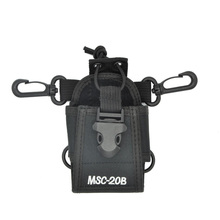 Baofeng  Walkie Talkie Accessories MSC-20B holder Case radio bag for Baofeng CB radio UV-5R UV-5RE UV-B5 888s