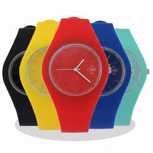 Montre Femmes CMK marque de luxe Mode Casual quartz montres De Gelée couleur silicone sport Dame relojes mujer femmes montres Fille