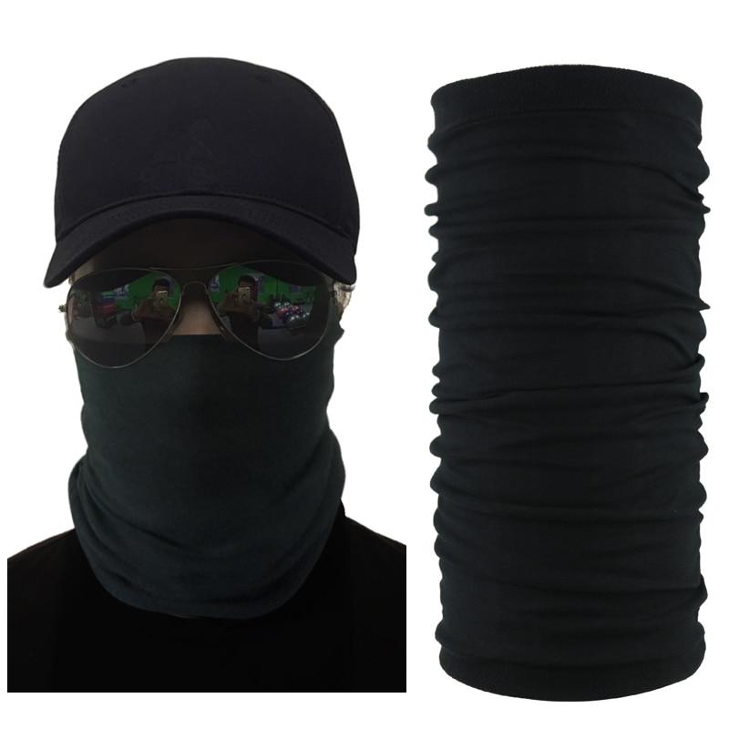 Buff Polaire Réversible Neck Warmer Écharpe thermique Polartec pour froid sports d/'hiver