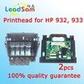 Wholeslae 2 xPrint Cabeça de impressão Para HP 932 OfficeJet 933 7110 7610 7600 6100 6600 6700 Cabeça De Impressão 100% de garantia de qualidade