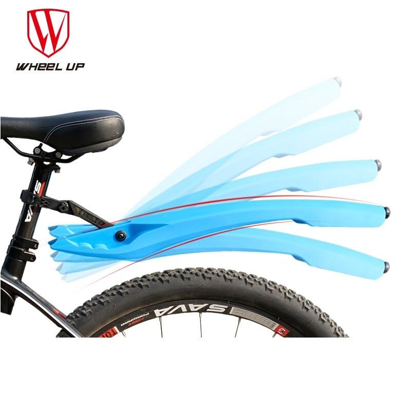 MTB Bike Front Fender Flectional Mudguard Set Mountain Bicycle Cycling Tool USA