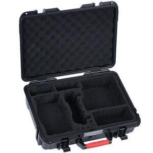 Image 3 - Smatree Portable Hard Carrying Case for DJI Mavic Air/Batteries/Battery charger/Propeller Guard,Waterproof Drone Bag