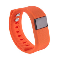 JRGK TW64 Fitness Tracker Watch Sleep Monitor Bluetooth Smartband Sport Pedometer Bracelet Smart Band Wristband For IOS Android