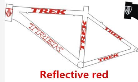 Rennrad berg rahmen aufkleber bisiklet aksesuar aufkleber für marke blitz Reflektierende MTB bisiklet fahrrad rad aufkleber