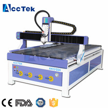 Hot sale vacuum table cnc machine, cheap multi use woodworking macine cnc router china
