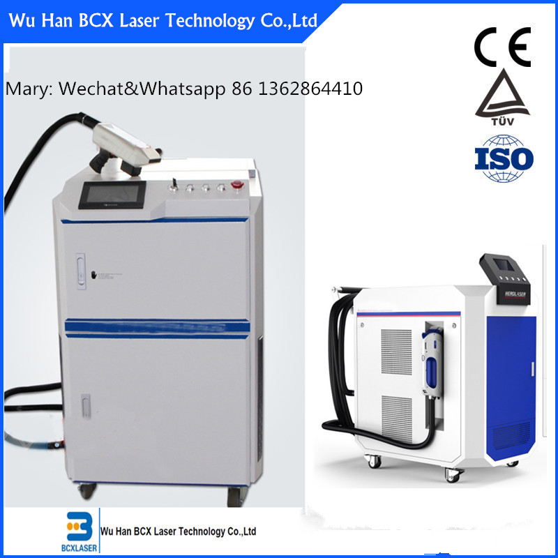 hot sale 30W 50W 100W 200W Laser Cleaning Machine for Rust, Paint, Oil, Dust Removal