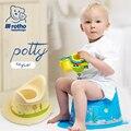 Rotho Babydesign 2017 Portátil Assento Do Vaso Sanitário Higiênico Bacio Bebé Crianças Dos Desenhos Animados panela Trainer mictório Comadre Tecnologia Alemã