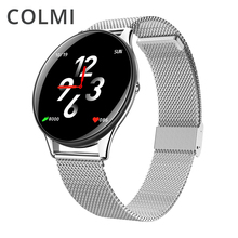 COLMI Smart Watch Men Women Intelligent Big Screen Activity Fitness Tracker Heart Rate Monitor Sports Smartwatch