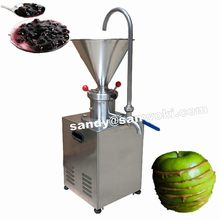Stainless steel Colloid Mill paste grinding Machine oily crusher for blueberry Jam Sesame butter Peanut Butter Colloid mill(China)