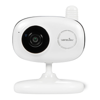 Wansview HD 1080P WiFi Wireless IP Security Camera With Two Way Audio Night Vision Baby Monitor