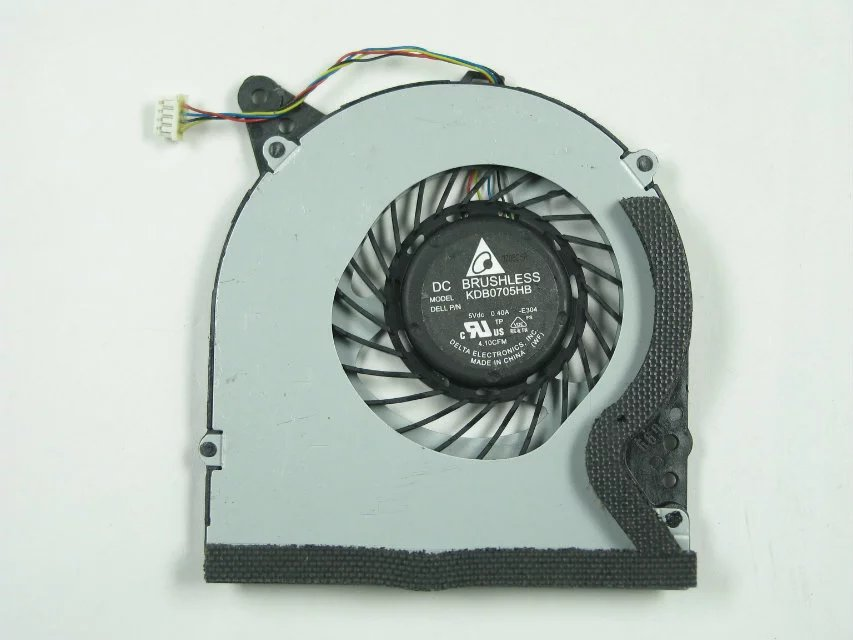 Frss shipping for Delta KDB0705HB -E304 DC 5V 0.40A 4-wire 4-pin Server Laptop Fan hotpoint ariston hb 0705 ac0