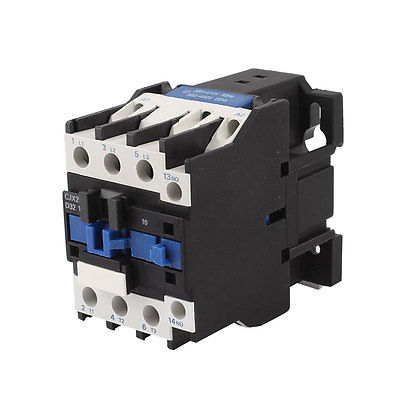 цена на CJX2-3210 AC 380V Coil 35mm DIN Rail Mounting 3-Phase Electric Power Contactor
