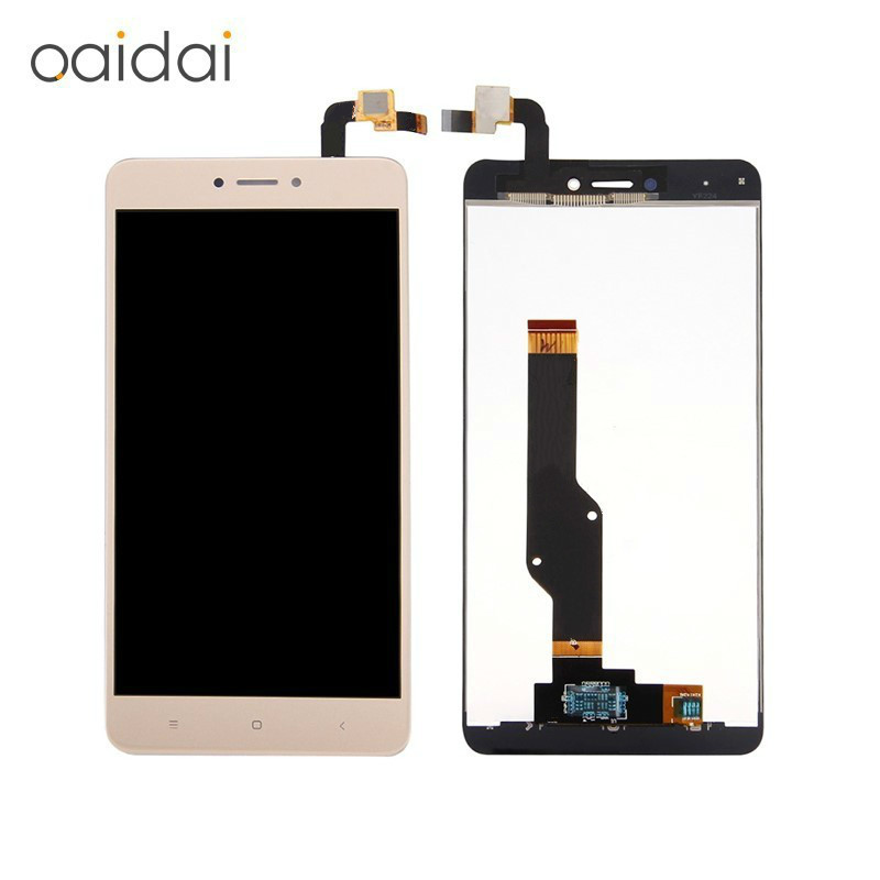For Xiaomi Redmi Note 4X Note4X LCD Display Touch Screen Mobile Phone Lcds Digitizer Assembly Replacement Parts With Free Tools