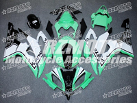 New ABS motorcycle Fairing For YAMAHA YZF R6 08 16 YZF600 2008 2016 Injection Bodywor stunning white Light green ACE No.743
