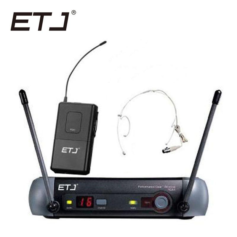 Livraison gratuite Top qualité pour ETJ PGX24 SM 58 BETA 58 58A type système sans fil karaoké professionnel Microphone scène KTV DJ