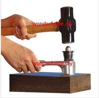 NEUE PHB 1 Hammer Auswirkungen Brinell härteprüfer Meter 100 350HB Sclerometer-in Härteprüfer aus Werkzeug bei
