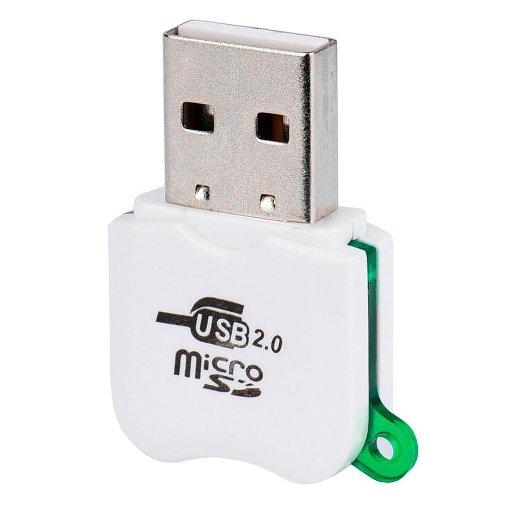 High Speed USB 2.0 Interface Yangmaile Micro Sd Card Reader Lightweight Portable Mini Memory Card Reader Memory Card Reader Z6
