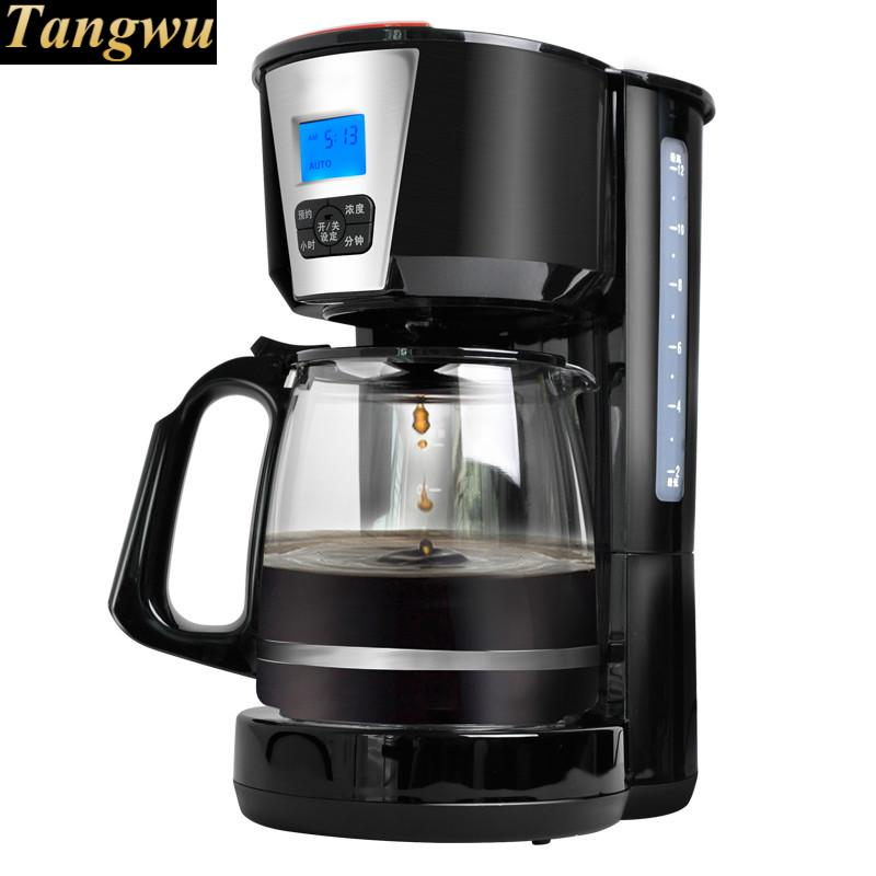 american coffee maker uses commercial drip steam to make teachina mainland - Commercial Coffee Makers