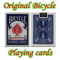 Original Bicycle Poker 1 Pcs Blue Or Red Regular Bicycle Playing Cards Rider Back Standard Decks