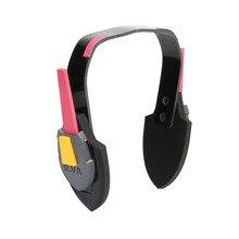 Arma y auriculares de OW, personaje D.VA, accesorios para Cosplay