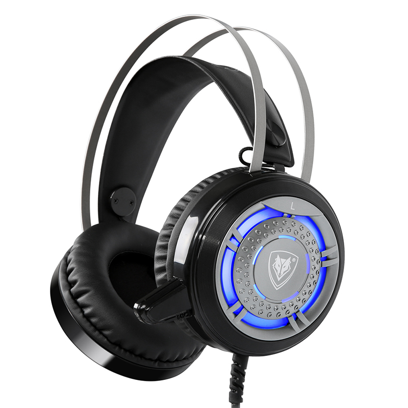 все цены на NUBWO N1 Gaming Headsets Stereo Wired Over Ear Headphones with Mic and Volume Control for PC онлайн
