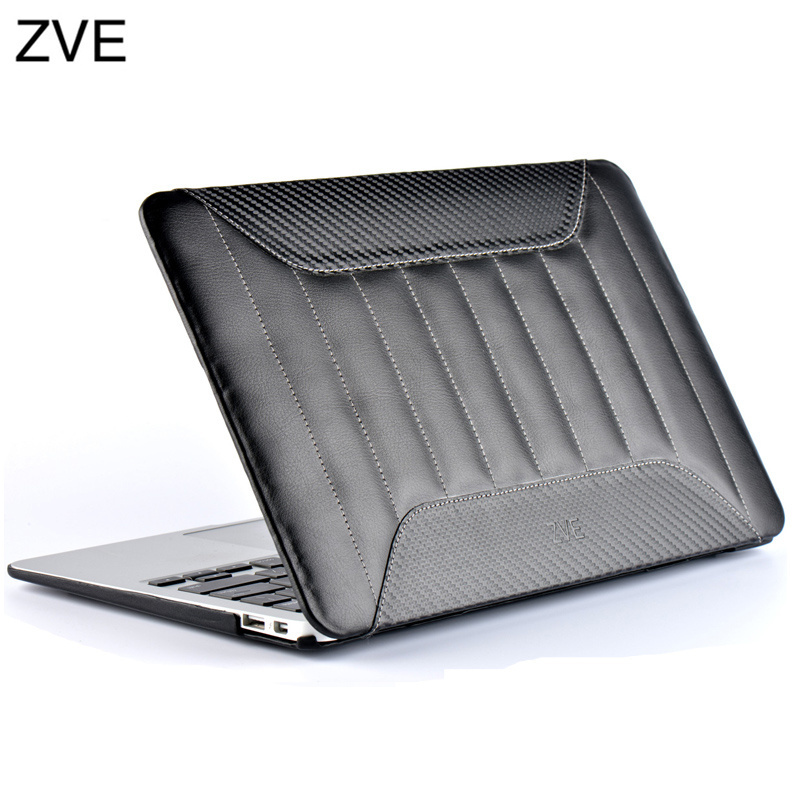 Zve New Leather Case For Apple Macbook Air 11 6 13 3 Pro 13 3 15 4