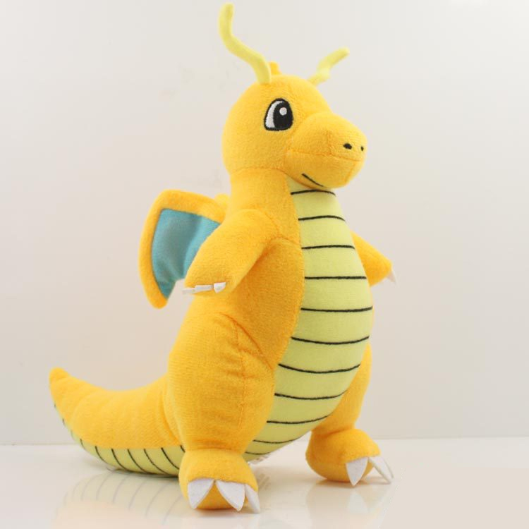 Cartoon Plush Toy Dragonite 22cm 9