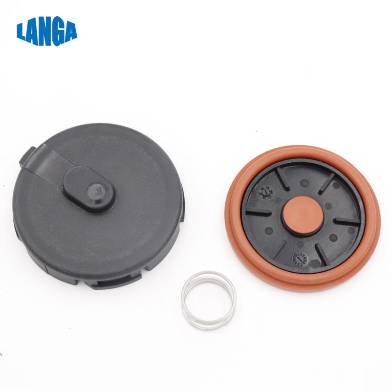 Cylinder Head Valve Cover Cap Repair Kit for BMW E81 E88 E90 E91 E60 X1 E83 X3 E84 N46 N46N Engine OE: 11127555212 11128645888 image
