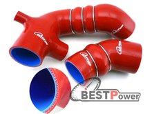 silicone turbo hose kit for Skyline R32 R33 R34 RB26DETT RED