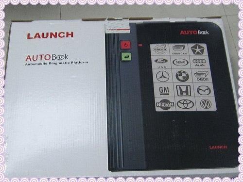 Launch X431 Autobook