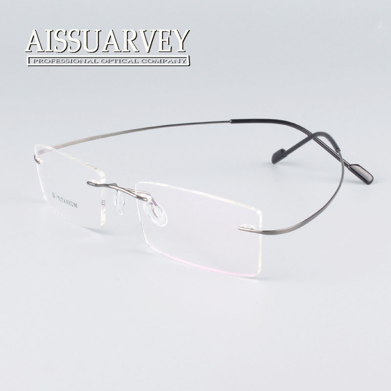 Fashion Glasses with Clear Lenses Reading Glasses Men Diopter Nerd ...