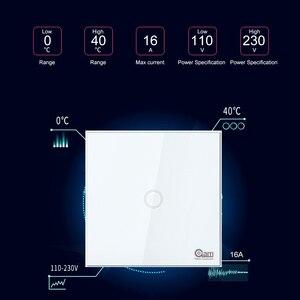 Image 5 - NEO Coolcam z wave קיר אור מתג 1CH אלחוטי חכם שלט רחוק אור מתג בית אוטומציה