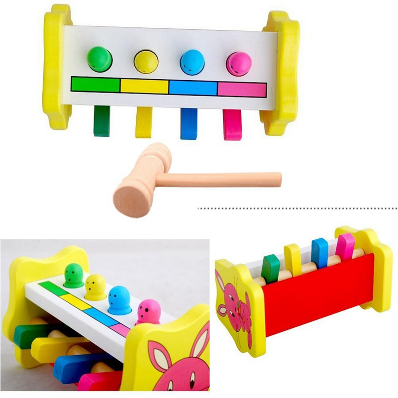 wooden knock toy  (6)