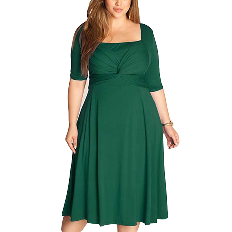 Women Dresses 2017 Fall Fashion Elegant Office Dress