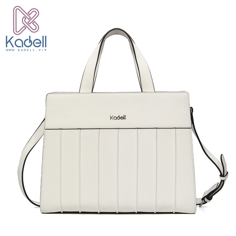 Kadell 2018 Luxury Handbags Women Bags Designer Matte Leather Bag Famous Brand Tote Shoulder Bags Bolsa Feminina Elegant White imido 2017 luxury brand designer women handbags leather shoulder bag retro tote daily bags for ladies gray bolsa feminina hdg008